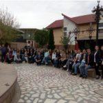 Schimb de experiență între elevi de la un liceu din Ocna Mureș și două licee din Blaj