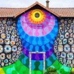 Un artist plastic născut la Ocna Mureș a cumpărat o şcoală într-un sat din Franţa şi a deschis un centru internaţional de artă