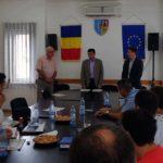 A fost semnat contractul pentru reabilitarea complexului balnear de la Ocna Mureş