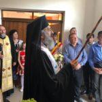 Înaltpreasfințitul Părinte Arhiepiscop Irineu al Alba Iuliei a binecuvântat Așezământul social pentru persoanele vârstnice de la Unirea