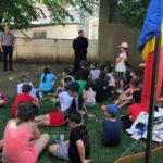 Activităţi de vacanţă pentru copii, la Ocna Mureş, în cadrul Taberei micului creştin