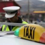 Un bărbat din Ocna Mureș care presta servicii de taximetrie fără autorizație amendat cu 25.000 de lei și lăsat 6 luni fără mașină
