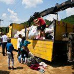 Apel lansat de un grup de tineri din Ocna Mureș, pentru ajutorarea sinistraților din satele de pe Valea Sebeșului
