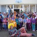"""La Aşezământul Social """"Sfântul Mucenic Ciprian"""" din Ocna Mureş a fost organizată Ziua Zâmbetelor"""